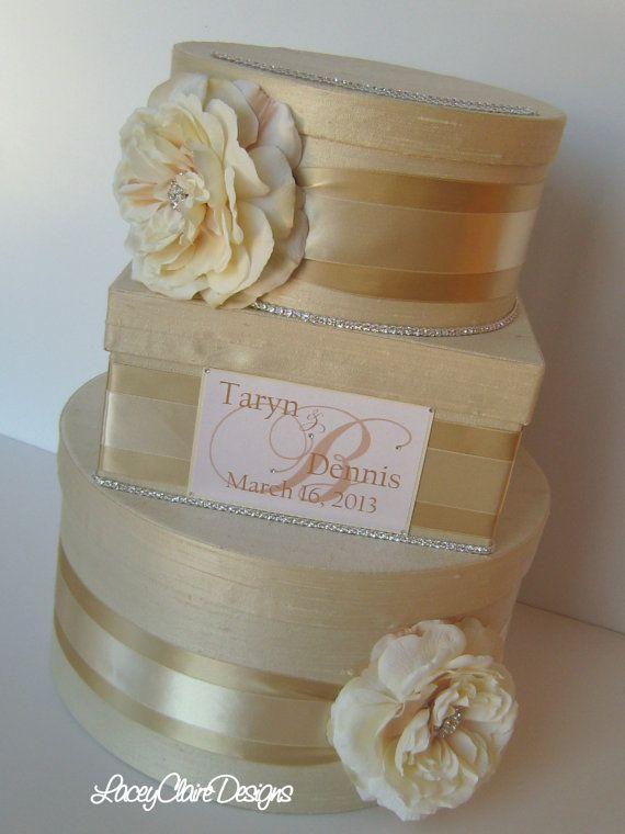 165 best Wedding Card Boxes images – Wedding Reception Gift Card Holder Money Box