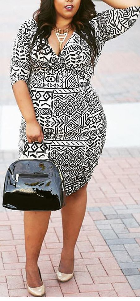 dc5a85dba6e Chic Plus Sized Style Ideas for Women -  curvy  plussize  outfits  fashion