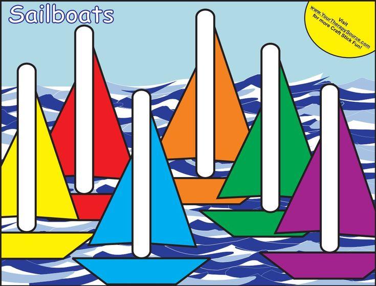 barcos palitos