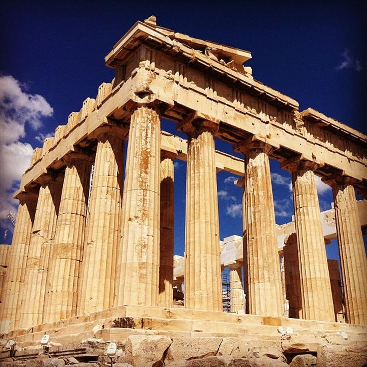 Ακρόπολη Αθηνών (Acropolis of Athens) -  Beautiful historic sight, must see when in #Athens
