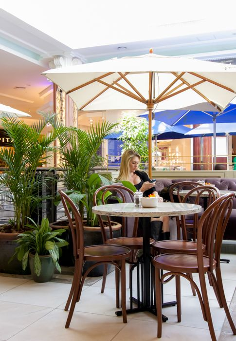We love the tashas design aesthetic at their Canal Walk eatery in Cape Town! Each table has a genuine granite countertop. Visit www.rudischoice.co.za to find your favourite granite or marble surface!
