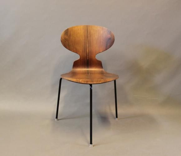 Model 3101 Ant Chair by Arne Jacobsen for Fritz Hansen, 1950s for sale at Pamono