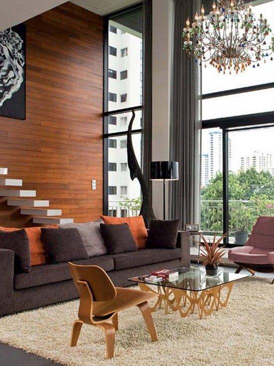 Las 25 mejores ideas sobre antiguas escaleras de madera en for Diseno de ambientes interiores