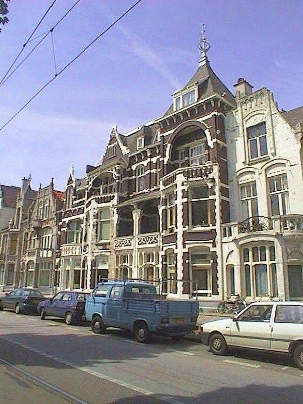 Laan van Meerdervoort 227   Monumentenzorg Den Haag