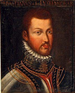D. Sebastian, king of Portugal, sec. XVI