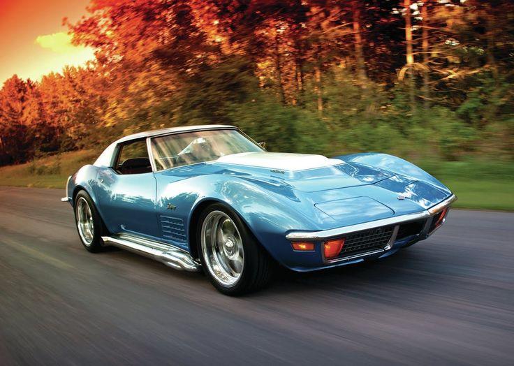 custom 1972 corvette | Corvette 1972 Custom
