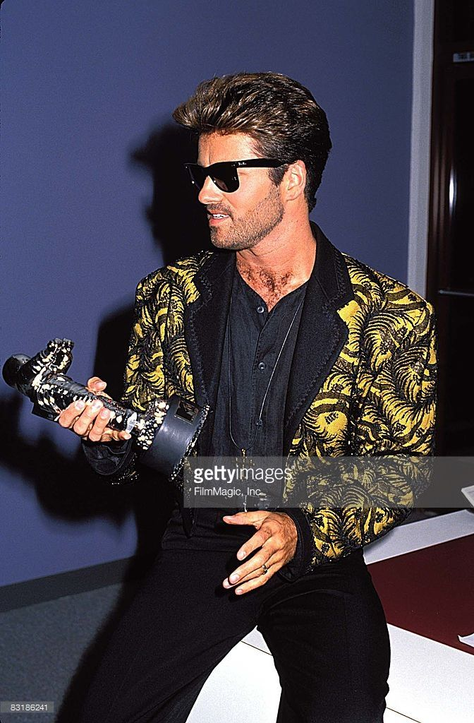 1989 MTV Video Music Awards, George Michael