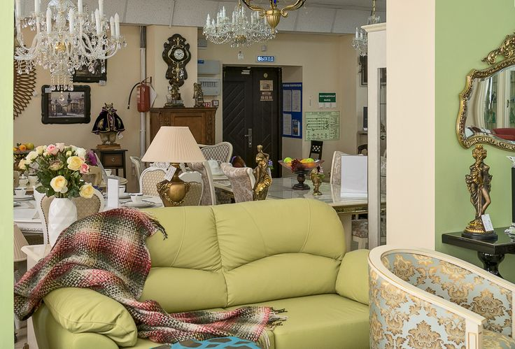 Мягкая мебель для дома и предметы  интерьера