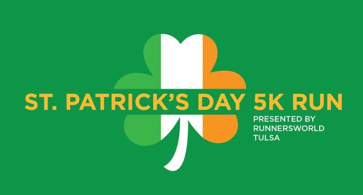 Saint Patrick's Day Tulsa. St Patricks Day Run 2014