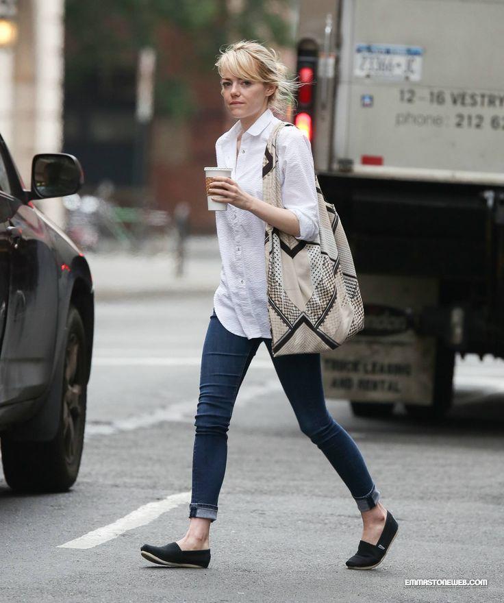 In New York City - June 18