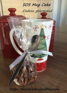 SOS Mug cake cadeau gourmand