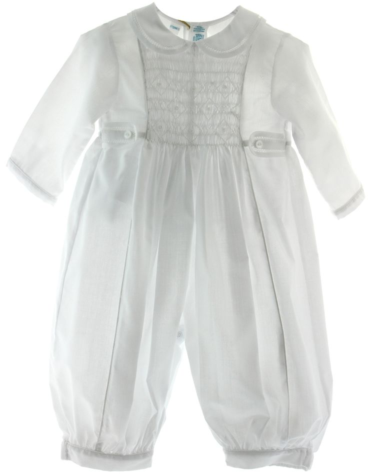 Hiccups Childrens Boutique - Boys White Long Sleeve Christening Baptism Outfit, $55.00 (http://www.hiccupschildrensboutique.com/boys-white-long-sleeve-christening-baptism-outfit/)