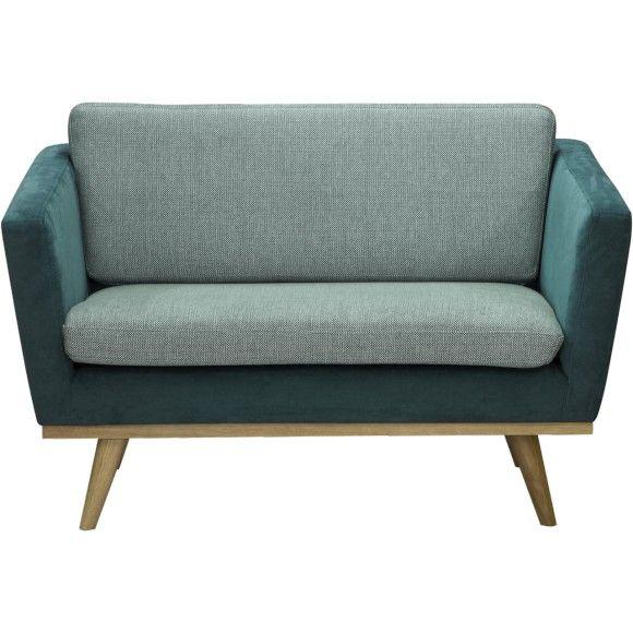 1000 ideas about canap bleu canard on pinterest bleu. Black Bedroom Furniture Sets. Home Design Ideas