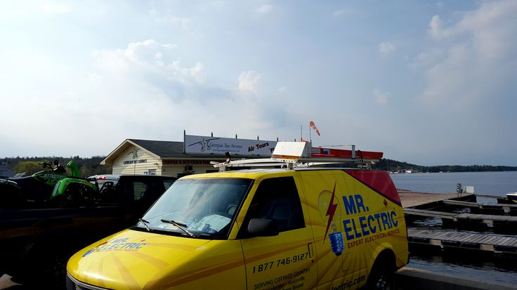 Mr. Electric, proudly serving Parry Sound and Muskoka!