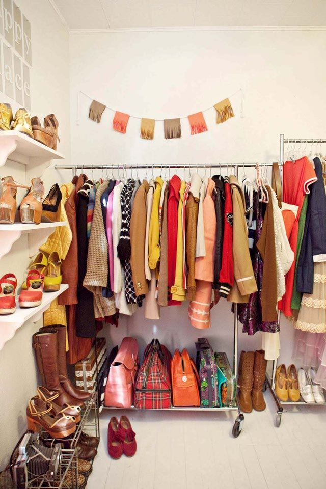 Donu0027t Have A Closet? Fear Not. Weu0027ve Rounded Up The