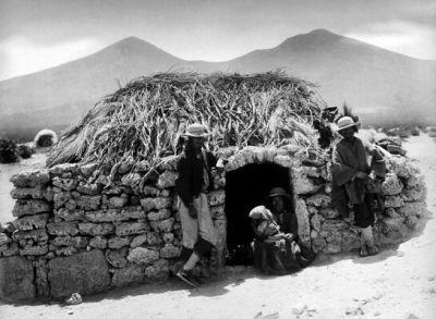 Cultura  Aymara - vivienda  antigua