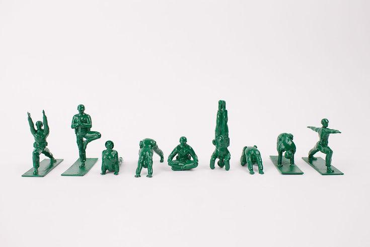 M yoga soldaditos