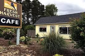 Fresh Harvest Cafe, Florence, Oregon