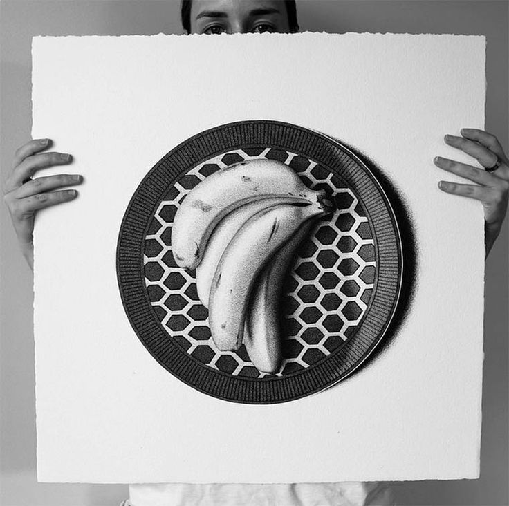 50 shades of food – The hyper-realistic illustrations of CJ Hendry