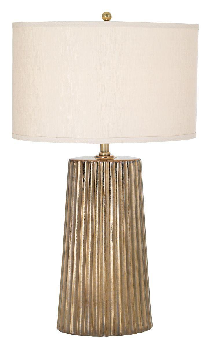 Kathy ireland tangiers glazed ceramic table lamp lamp
