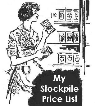 Her stockpile prices. Nice reference: Stockpile Price, Food Stockpile, Doomsday Prepping, Food Storage, Emergency Preparedness, Price List, Survival, Coupon