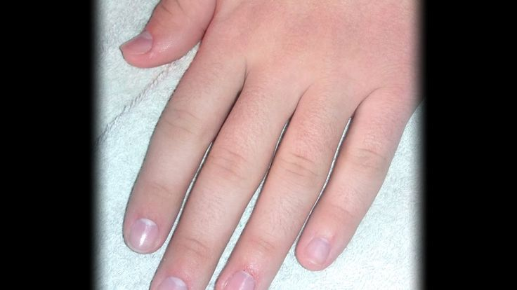 DIY-The Perfect Manicure for Men(Nailed It)