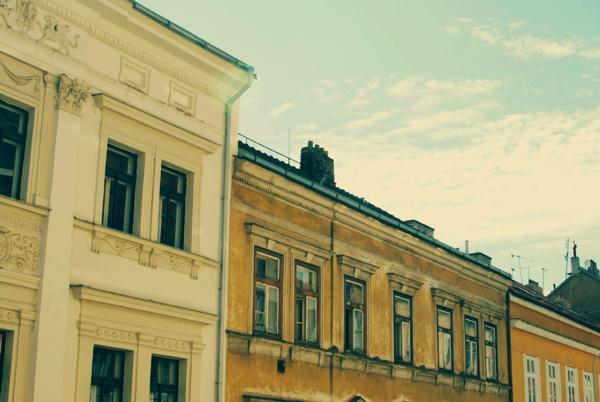 10 month in Prague by Elodie Hubert, via Behance