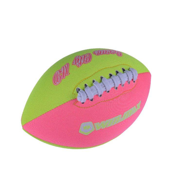 10.5 Pouce Plage De Football Américain Rugby Jeu De Balle Gonflable Blow Up NOUVEAUTÉ CHAUDE