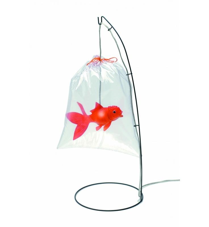 Lampe à poser poisson d'avril