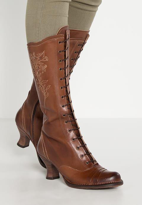 Schoenen Neosens ROCOCO - Veterlaarzen - brown Bruin: € 249,95 Bij Zalando (op 2-1-17). Gratis bezorging & retournering, snelle levering en veilig betalen!