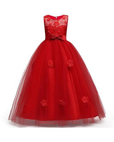 dd626349e FKKFYY 2-14 Years Girl Wedding Party Graduation Dresses