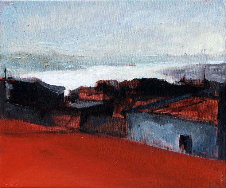2008 / 25 x 30 cm. Tual üzerine yağlıboya / oil on canvas