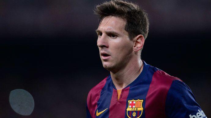 Lionel Messi démonté par un journaliste