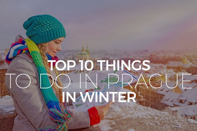 Snow and ice everywhere, temperatures dropping to -15 °C and you don't even want to leave your apartment? Prague City Apartments gathered 10 awesome tips for winter days in Prague you will love. Get your warmest clothing and let's start!