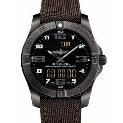 Breitling Aerospace Evo Night Mission Multi Function Evolution Mens Watch JOMASHOP Discount Price $2475
