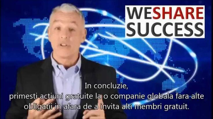 We Share Success Prelansare Romania