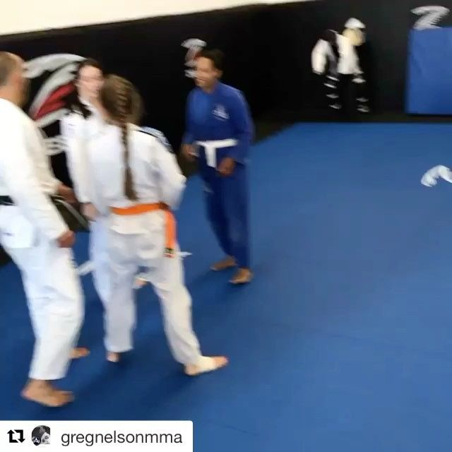 """Judo class on Saturday with Sensei Danny. These are some of our womyn warriors at The Academy. I…"""""""