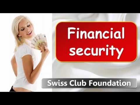 Krátké video SWISS CLUB Financial security, 7.4.2015