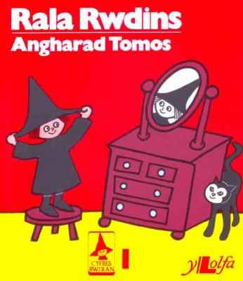 One of my fab books as a child! Going to a welsh school and all that