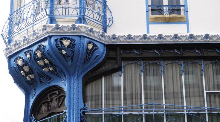 Musée de lu0027Ecole de Nancy Art Nouveau Deco, France Paris \ Nancy