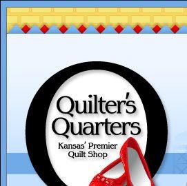 Quilter's Quarters Quilt Shop & Online Store