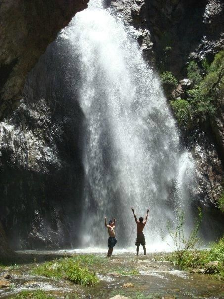 Beautiful hike ending at waterfall - Review of Pine Canyon Trail, Big Bend National Park, TX - TripAdvisor