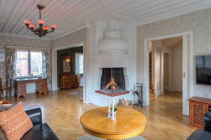 Villa Wallin, Lindvägen 1b, Storängen (Nacka) Built 1907