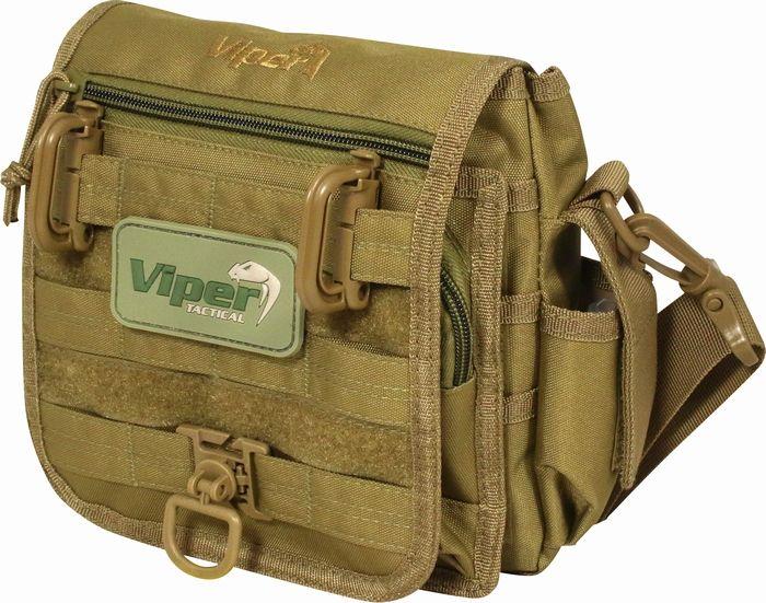 Special Ops Pouch - Coyote. Deze compacte tas zorgt voor een handige toevoeging aan je grote rugzak, tas of tactisch vest met zijn MOLLE banden aan de achterzijde. Voorzien van een afneembare schouderriem. Deze tas is heeft een handig formaat voor een dag tot dag schoudertas. http://www.urbansurvival.nl/index.php?item=special-ops-pouch---coyote&action=article&group_id=20000048&aid=34155&lang=nl
