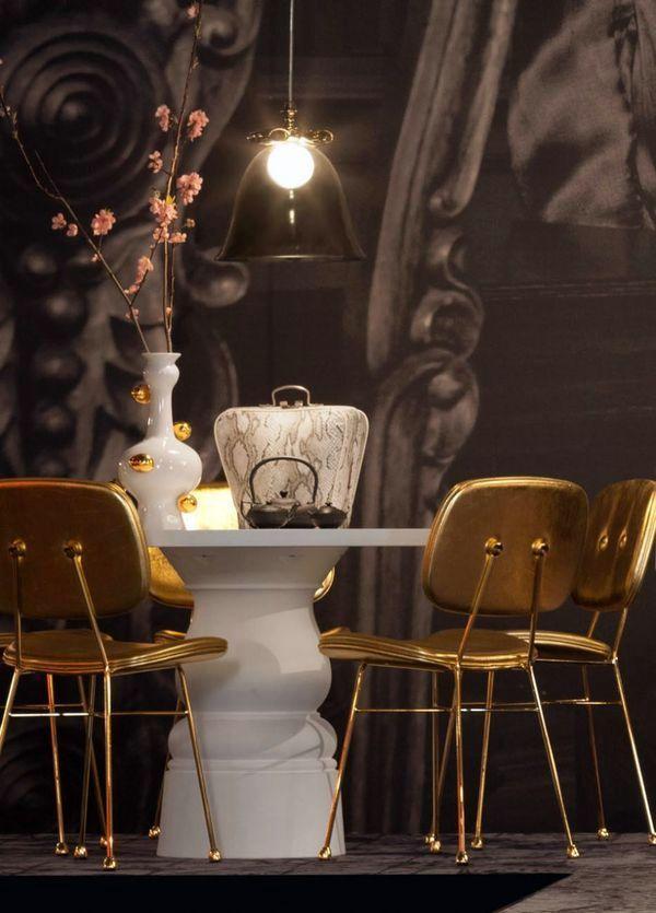 #decoración #diseñodeinteriores #interiorismo 5 preciosas y elegantes lámparas de Moooi. Más en: http://greenandfreshdecor.blogspot.com.es/2014/06/5-preciosas-lamparas-de-moooi.html
