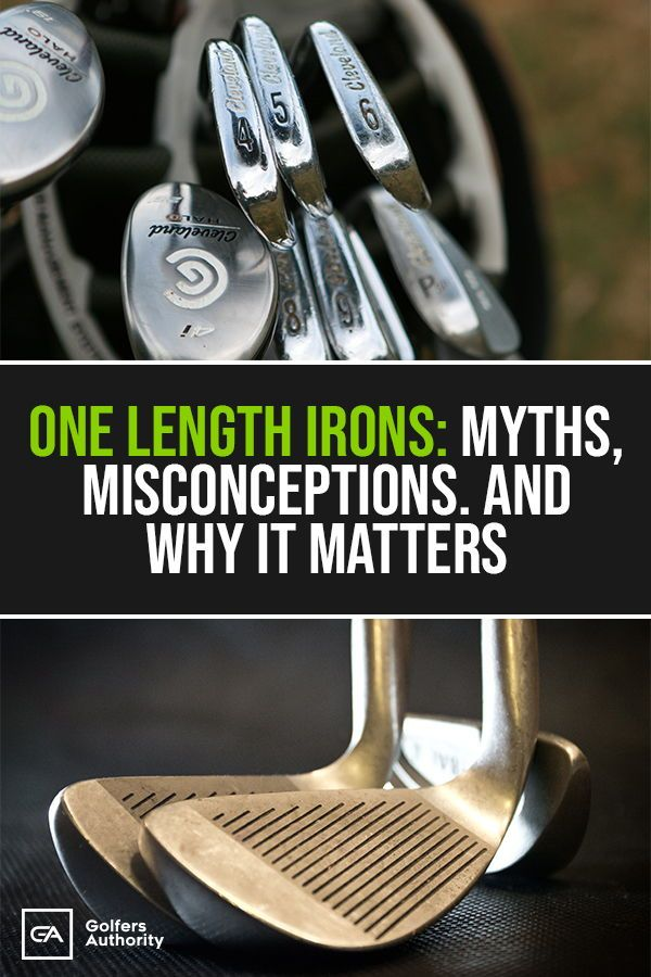 Single Length Irons Vs Standard Irons What Is Best For You Golf Instruction Best Golf Clubs Golf Lessons