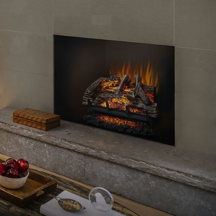 Best 25 Electric Fireplace Logs Ideas On Pinterest Fire