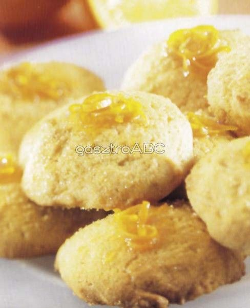 Narancsos-krémsajtos keksz | Receptek