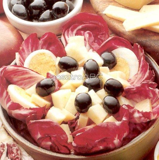 Ligúriai színes saláta | Receptek