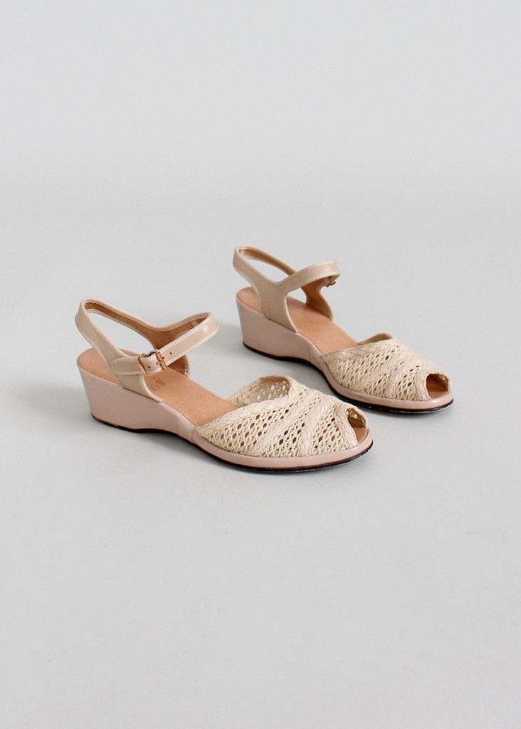 331 Best Images About Vintage Shoes On Pinterest